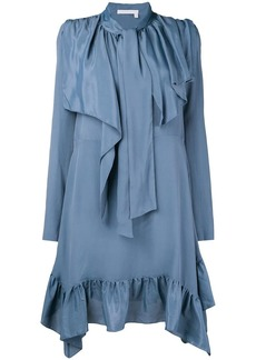 See by Chloé ruffled layer dress