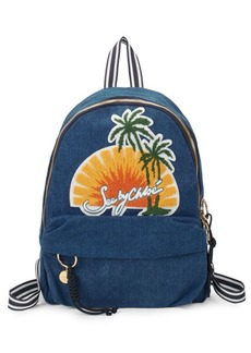 See by Chloé Andy Denim Sunset Backpack