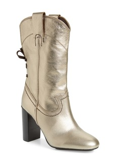 See by Chloé Annika Split Shaft Western Boot (Women)