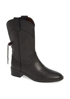 See by Chloé Annika Split Shaft Western Boot (Women)