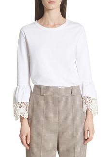 See by Chloé Bell Sleeve Blouse