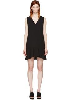 See by Chloé Black V-Neck Dress
