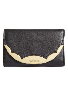 See by Chloé Brady Compact Leather Wallet