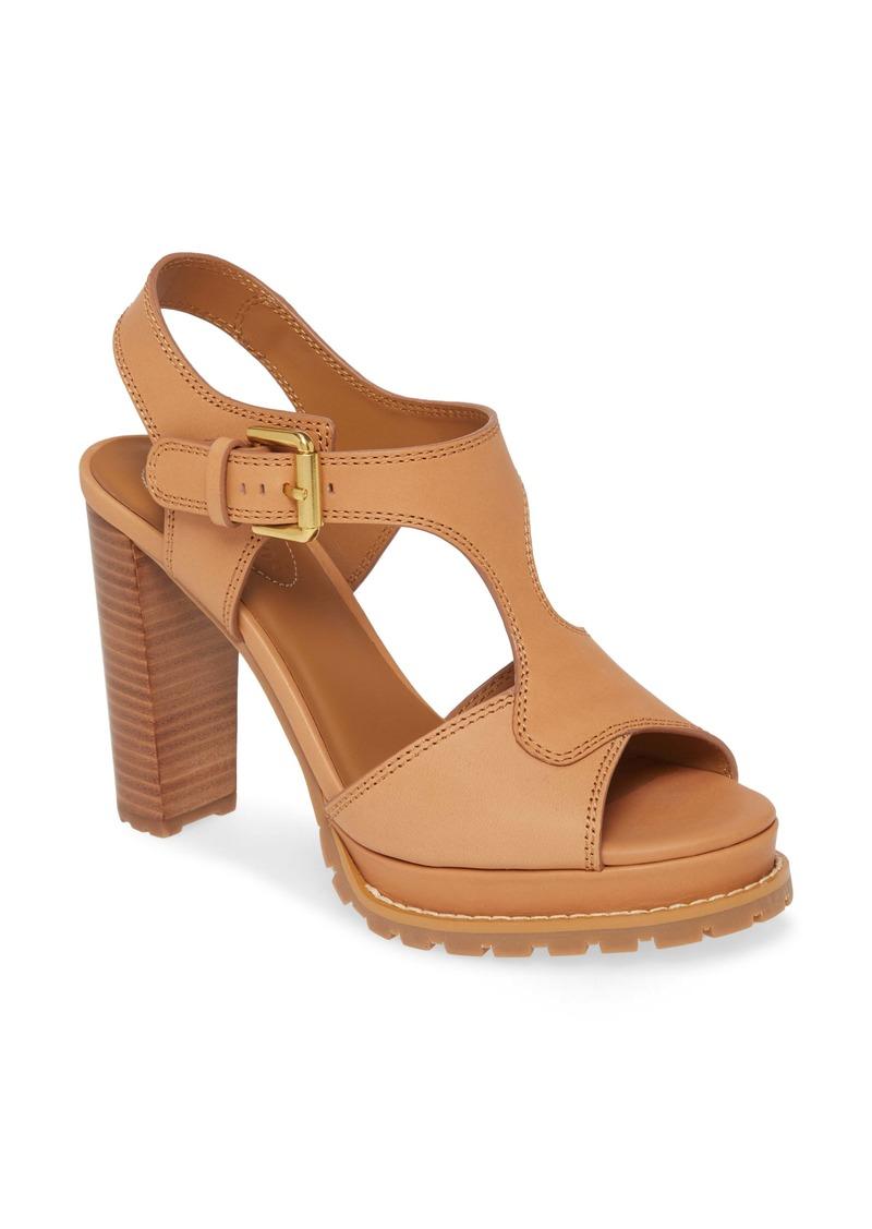 See by Chloé Brooke Block Heel Sandal (Women)