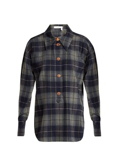 See By Chloé Checked flannel shirt