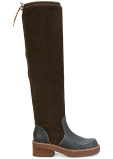 See by Chloé chunky boots