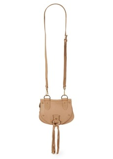 See by Chloé Collins Leather Saddle Crossbody