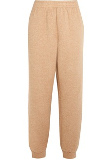 See by Chloé Cotton-blend fleece track pants