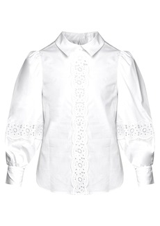 See By Chloé Cotton poplin blouse
