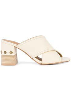 See by Chloé crossover mule sandals