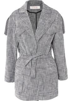 See by Chloé Drawstring Cotton-blend Jacket