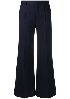 See By Chloé flared trousers - Blue