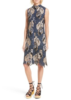 See by Chloé Floral Lace Dress