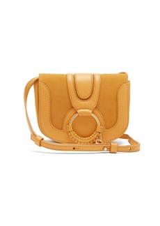 See By Chloé Hana mini suede cross-body bag