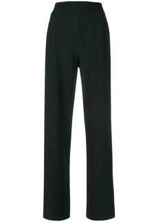 See By Chloé high-rise flared trousers - Black