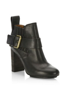 See by Chloé Iko Leather Booties