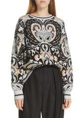See by Chloé Jacquard Sweater