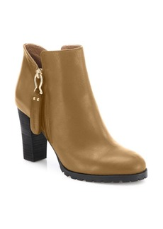 See by Chloé Jamie Leather Booties