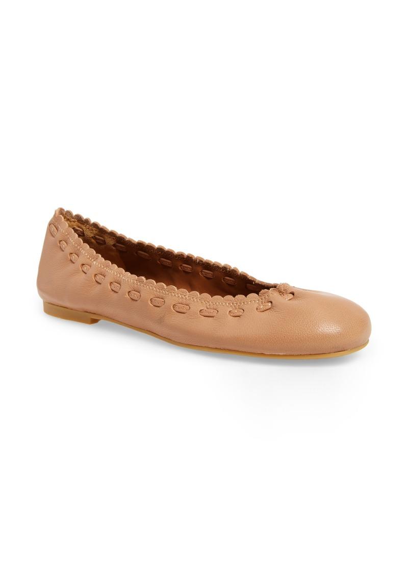 See by Chloé 'Jane' Ballerina Flat (Women)