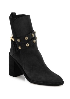 See by Chloé Janis Suede Booties