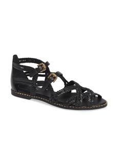 See by Chloé Katie Braided Flat Sandal (Women)