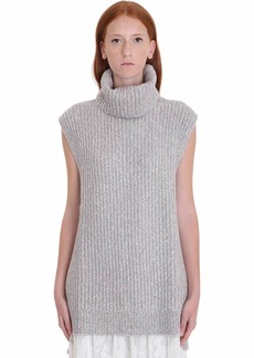 See by Chloé Knitwear In Grey Wool