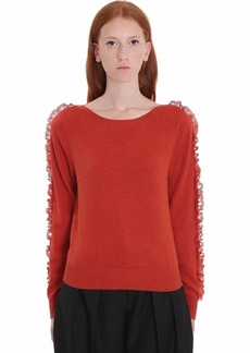 See by Chloé Knitwear In Orange Wool