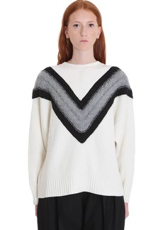 See by Chloé Knitwear In White Wool
