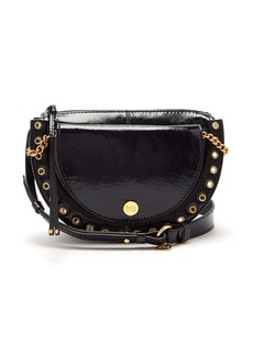 See By Chloé Kriss patent-leather cross-body bag