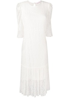 See By Chloé lace shift dress - White