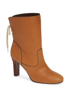 See by Chloé Lara Split Shaft Western Boot (Women)