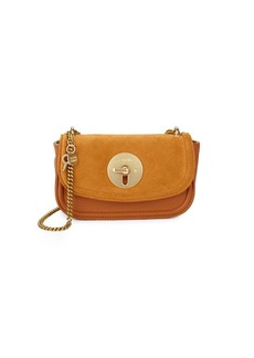 See by Chloé Lois Medium Leather Evening Shoulder Bag