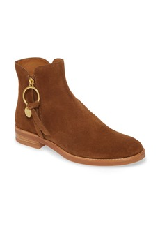 See by Chloé Louise Flat Bootie (Women)