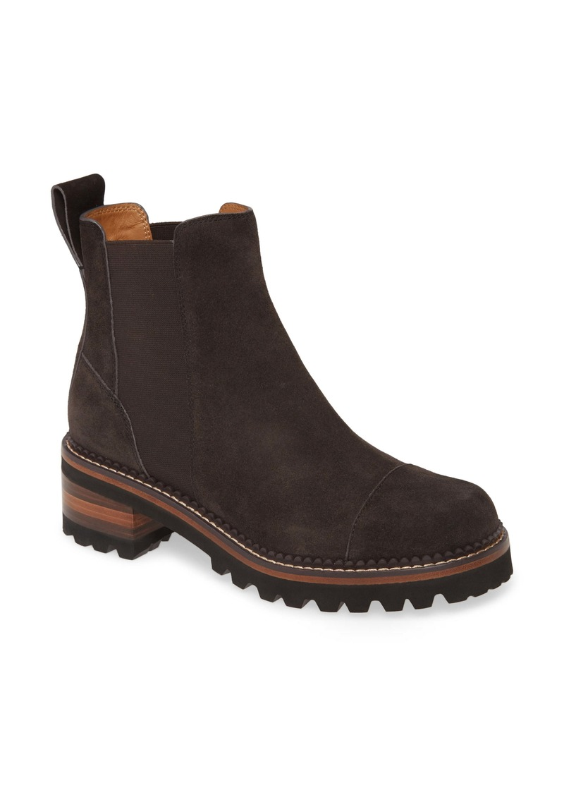 See by Chloé Mallory Chelsea Boot (Women)