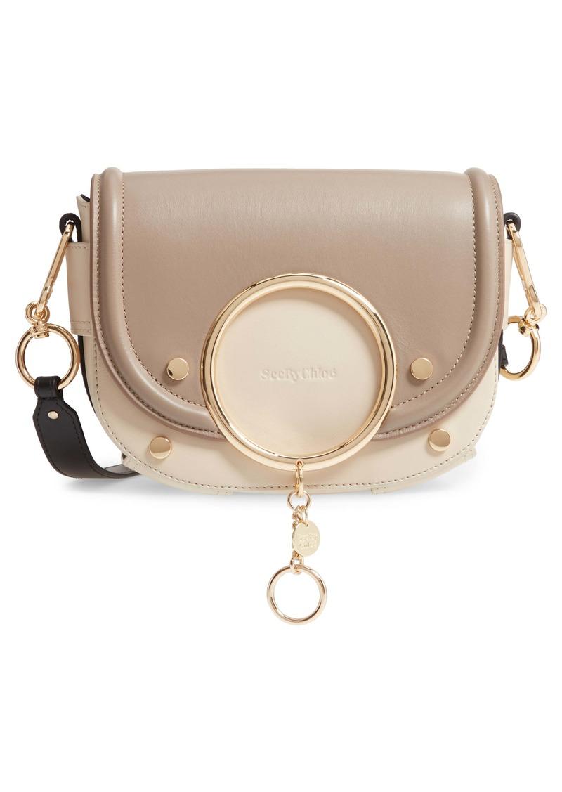 See by Chloé Mara Leather Crossbody Bag