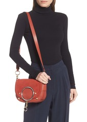 See by Chloé Mara Leather Crossbody Bag