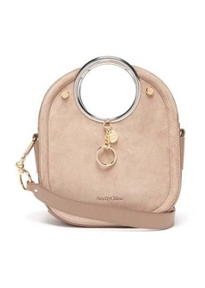 See By Chloé Mara suede and leather bag
