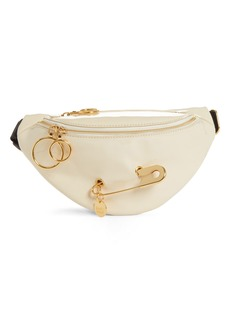 See by Chloé Mindy Patent Faux Leather Belt Bag