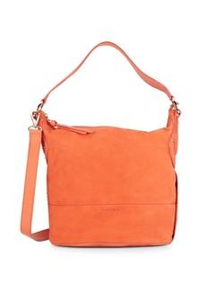 See by Chloé Nubuck Leather Hobo Bag