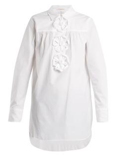 See By Chloé Origami cotton-poplin shirt