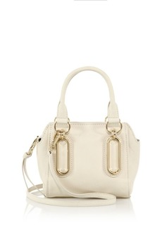 See by Chloé Paige Mini Leather Bucket Bag
