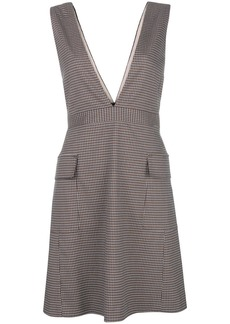 See By Chloé Pinafore dress - Brown