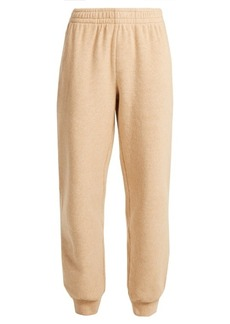 See By Chloé Relaxed-leg cotton-blend track pants
