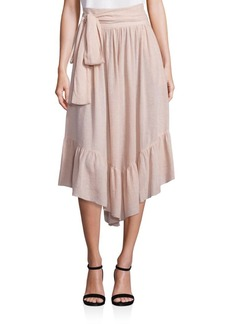See by Chloé Ruffle Culottes