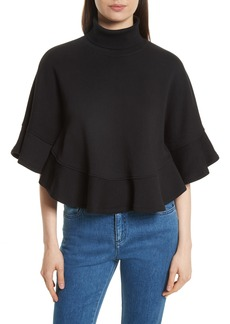 See by Chloé Ruffle Trim Top