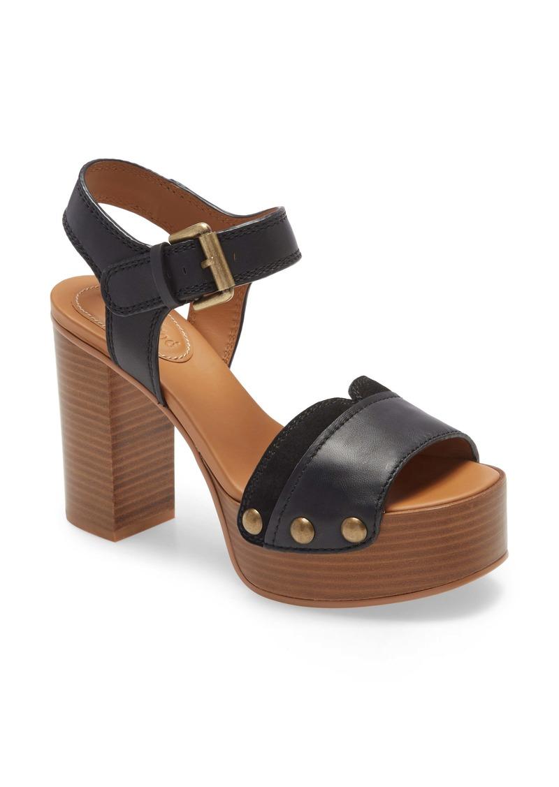 See by Chloé Saya Platform Sandal (Women)