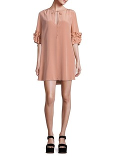 See by Chloé Silk Shift Dress