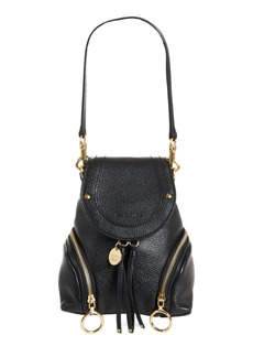 See by Chloé Small Olga Leather Backpack