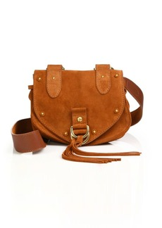See by Chloé Suede Saddle Bag