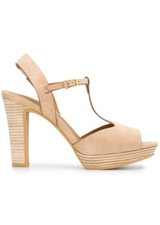 See by Chloé T-strap sandals